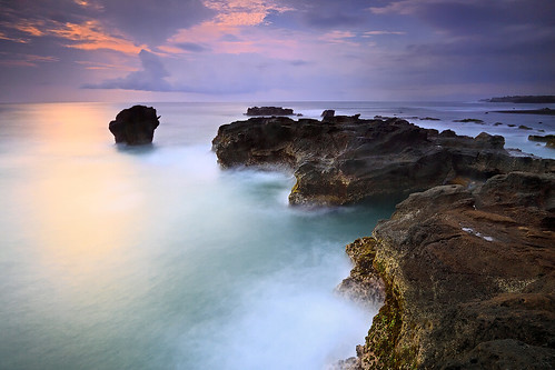 longexposure light sea sky bali seascape west beach nature water clouds indonesia coast rocks shoreline explore frontpage oceanbreeze canggu efs1022mmf3545usm cemagi outdoorphotography canoneos50d tropicaliving hoyandx400 hitechfilters mengeningbeach rawproccessedwithdigitalphotopro tiffproccessedwithadobephotoshopcs3