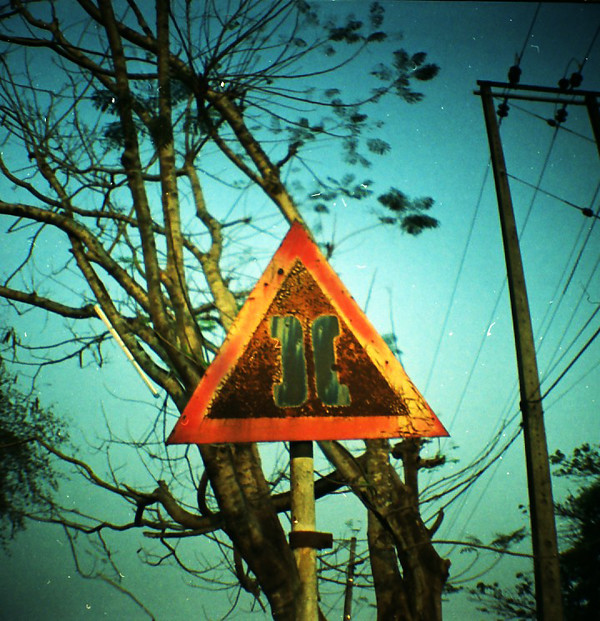 Indo Chine IV : The Road Sign