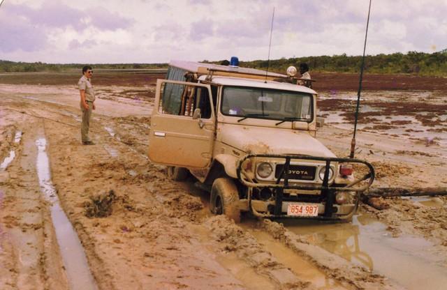 Alyangula Police Vehicle, Groote Eylandt