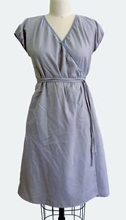 grey easy dress | by Martha W McQuade