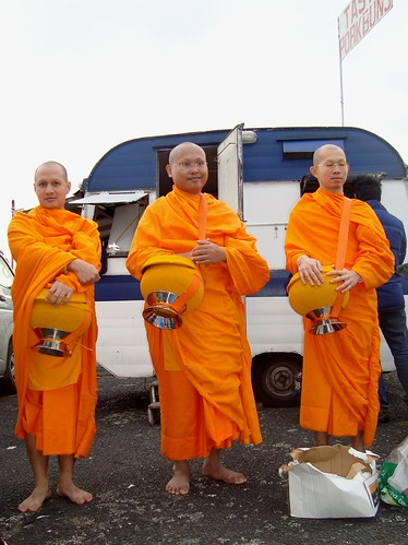 monks | by Martin Horspool The Robot Man