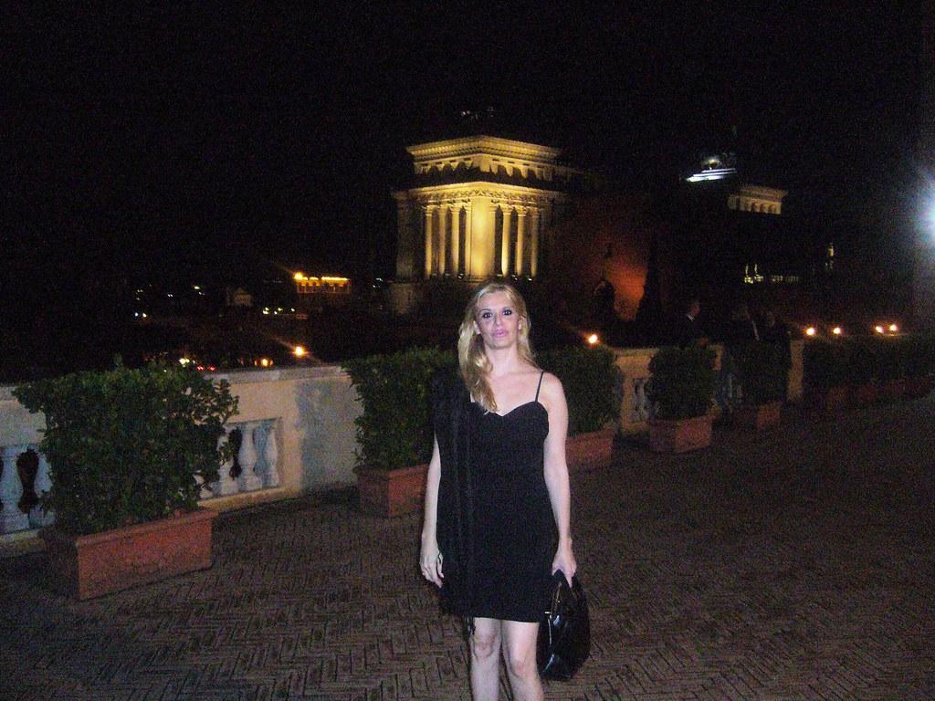 Beatrice Feo Filangeri Roma Terrazza Caffarelli Campidogli