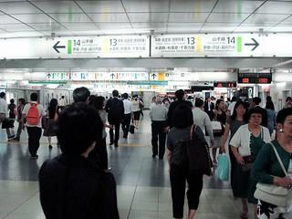 Shinjuku Station | by william_hines