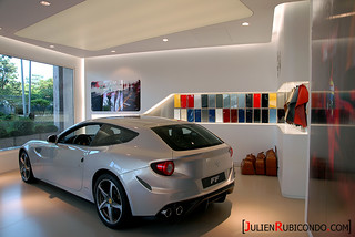 The new Ferrari FF   by Julien Rubicondo Photography