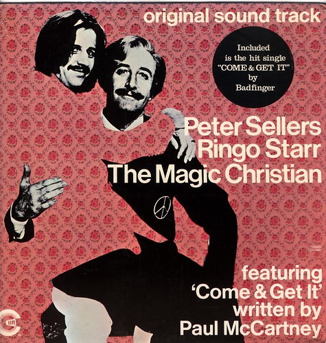 Magic Christian - Commonwealth United - UK - 1969 | by Affendaddy