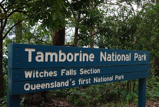 Witches Falls Section - Tamborine National Park | by Witches Falls Cottages