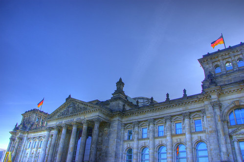 reichstag | by twicepix