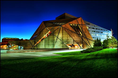 uom mcnamara alumni center