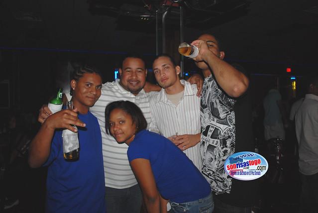 Viernes de Bachata en El Pez Dorado 09-18-09