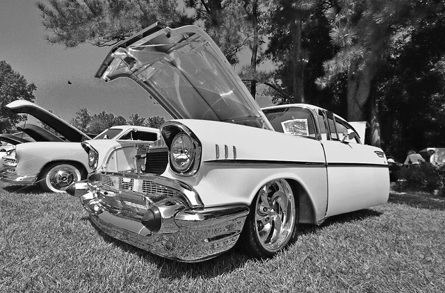 Car Show in HDR