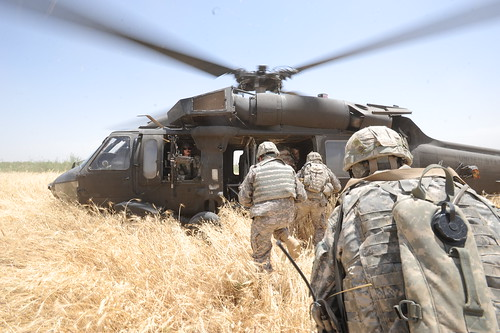 Joint Air Assault Operation in Mushada | by DVIDSHUB