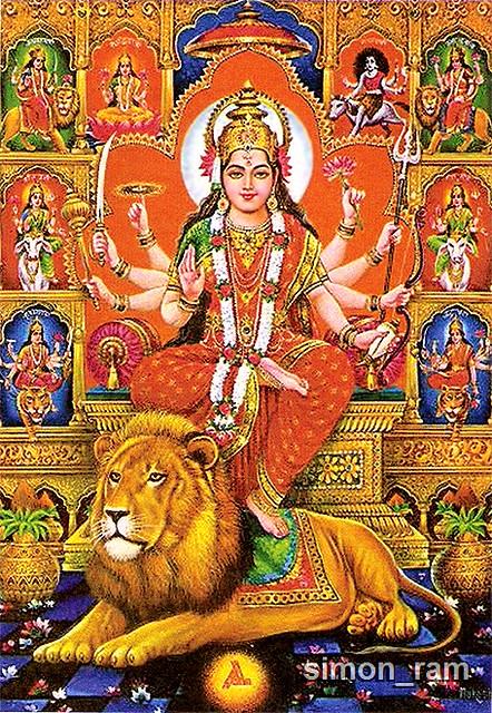 Nav Durga Maa - Jai Mata Di
