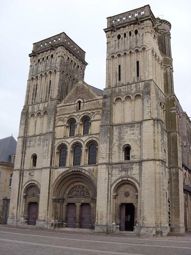 Caen - Abbaye des Dames