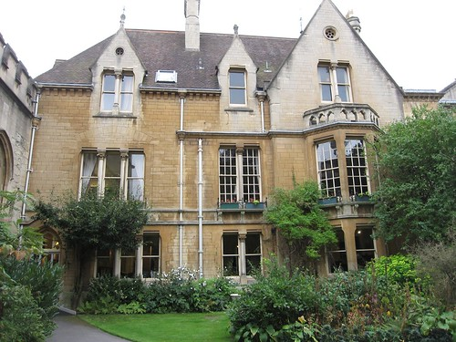 Balliol College, Oxford | by askpang
