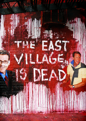 The East Village is Dead | by roeyahram