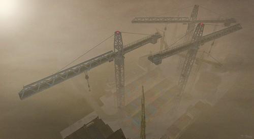 Tower Cranes | by Tripp Nitely