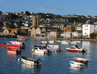 St Ives harbour Cornwall | by neiljs