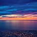 A Long Exposure of Lake Ontario by Samantha Decker