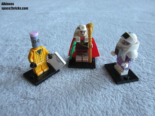 Lego Minifigures The Lego Batman Movie p7