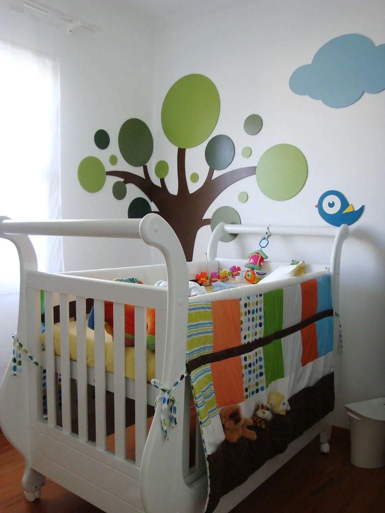 Quarto Infantil Quarto De Bebe Com Módulos Em Mdf E Protet