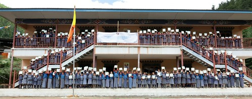 one laptop per child @ Bhutan | by ryanne { trimmed reality }