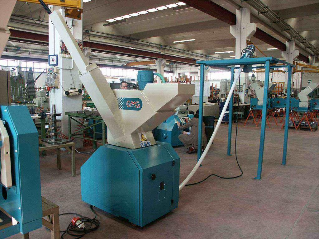 CMG Spa: Granulatore S30 - Extrusion granulators | Serie S30