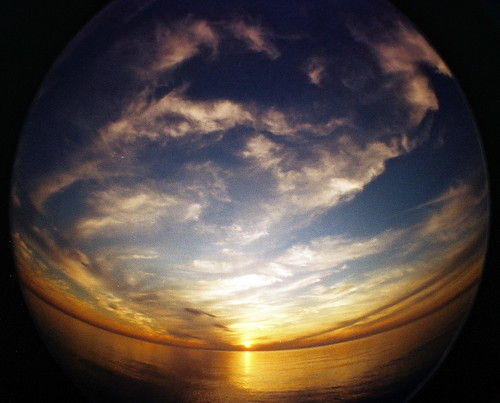 Planet Sunset | by kevin dooley