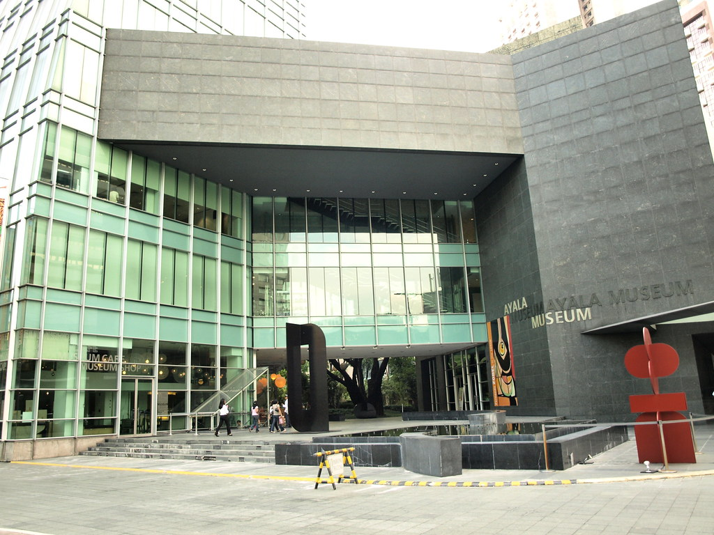 Entrance to Ayala museum a must-do among top things to do in Makati