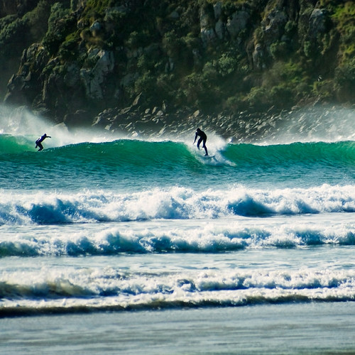 surfers | by borealnz
