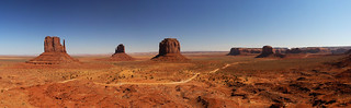 USA - Panoramique Monument Valley | by Lady_Elixir