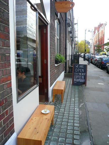The Espresso Room, Bloomsbury | by rvacapinta