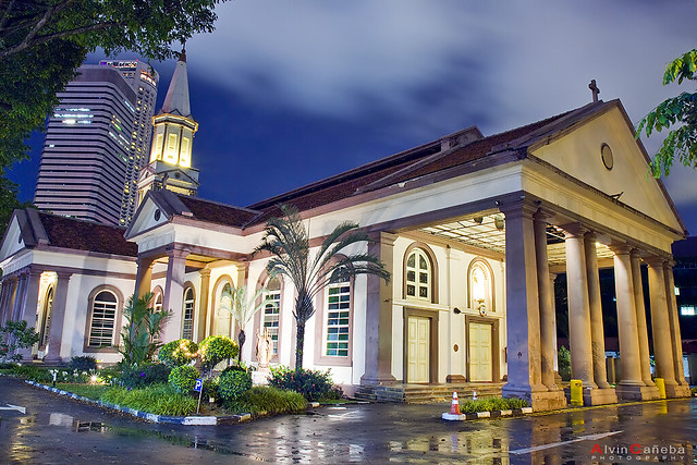 Cathedral of the Good Shepherd, Singapore