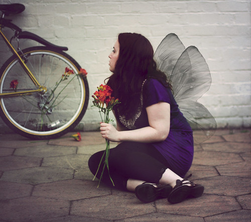 Day 255 - Every time a bike is stolen a fairy dies..part 2