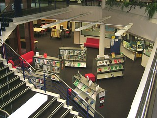 Lincoln University Library Mar07