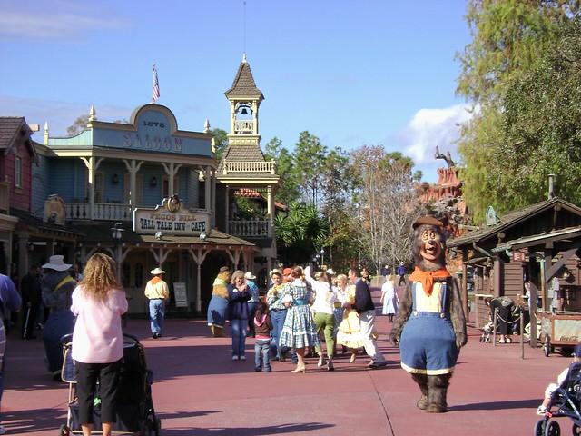 Frontierland, Magic Kingdom, Walt Disney World '09 - www.meEncantaViajar.com