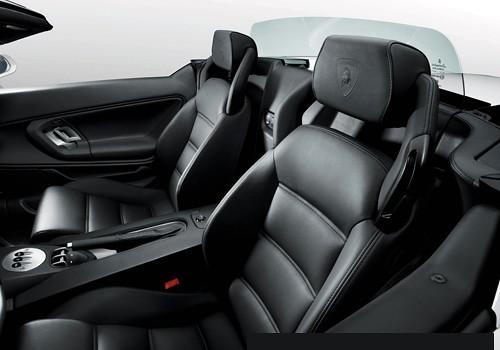 Lamborghini Gallardo Rear Seats Interior Photo Lamborghini Flickr