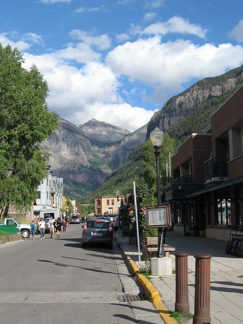Telluride Street