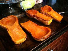 Outstanding, lots of delicious roasted butternut squash   by dionhinchcliffe