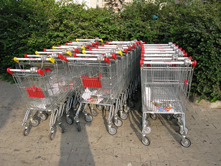Shopping Carts | by Shlomi Fish