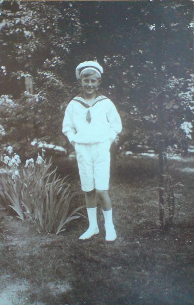 Jeune matelot d'Ermelo