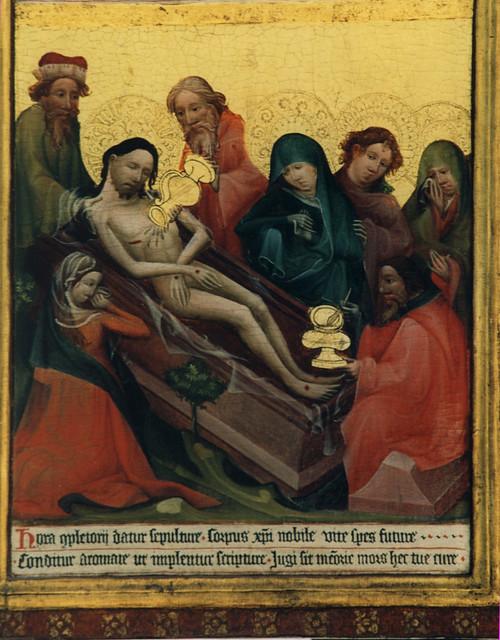 Lübeck, Schleswig-Holstein, Dom, altar, detail