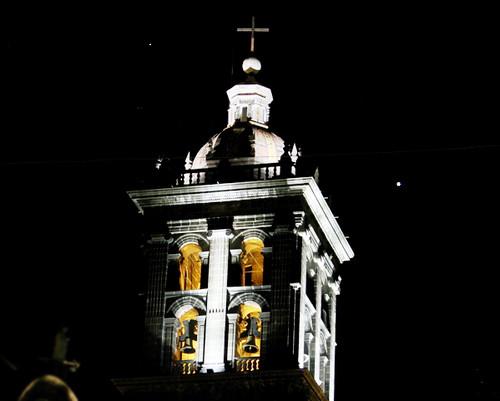Puebla - Santo Domino pulpito