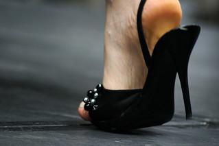 Awkward heel | by quinn.anya