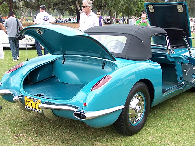 1960 Corvette - original