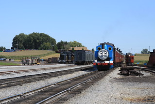 Thomas the Tank Engine at the Strasburg Railroad | by Jim, the Photographer