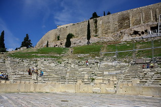 Dionysus Theatre | by zcamerino