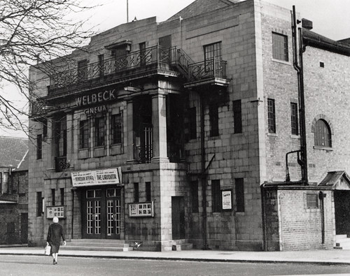 068941:Welbeck cinema Scrogg Road/Byker Street, Walker,1967 | by Newcastle Libraries