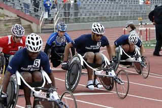 2011 Warrior Games track and field event [Image 3 of 6] | by DVIDSHUB