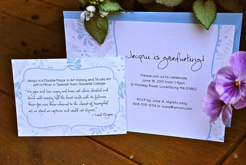 Jacqui's Graduation Celebration | by Sarah Pellegrini