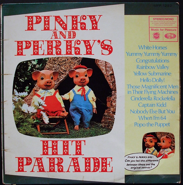Pinky and Perky's Hit Parade